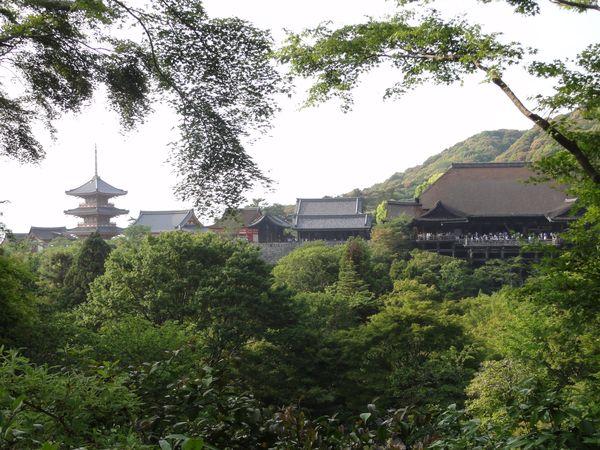 Temple Kiyomizudera, Kyoto
