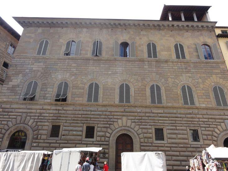 Palazzo Medici, Florence